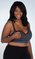 The Danika - Cotton Seamless Athleisure Sports Nursing Bra | 4020