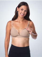 The Dorothy - Dreamy Comfort Wireless Maternity To Nursing Bra | 4028