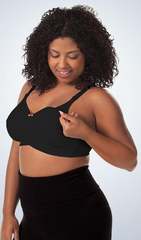 The Uma - Cotton Wirefree Nursing Bra | 4001