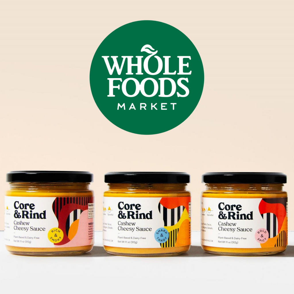 Find Cashew Cheesy Sauce at Whole Foods Stores in the Midwest