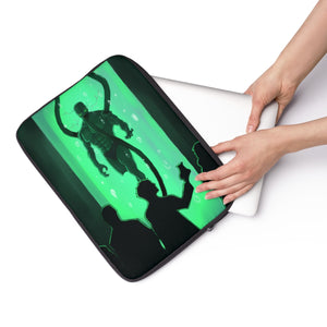 Gene-Splicing Laptop Sleeve