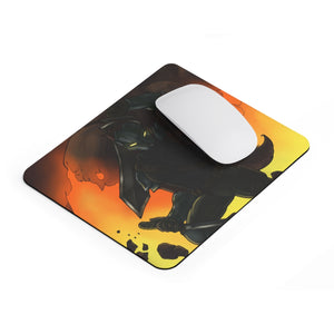 Weapons Specialist Mousepad