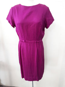 Purple Vintage Dress