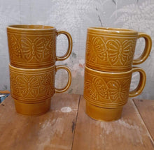 1970s Coffee Mugs