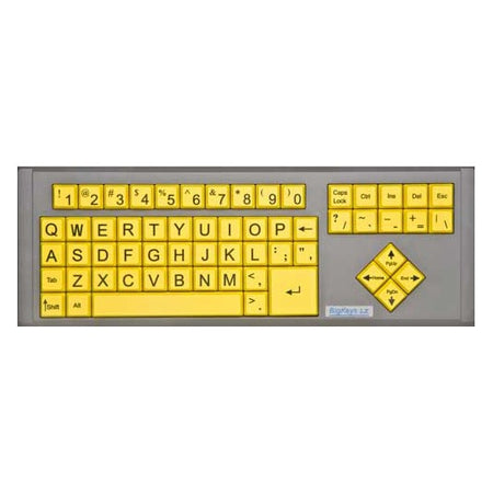 High Visibility Keyboards for All