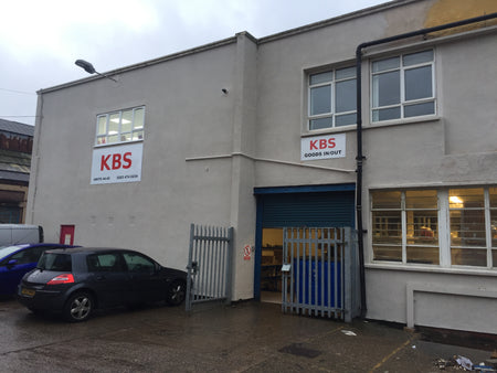KBS have now moved premises!