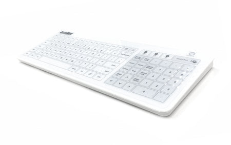 NEW PRODUCT ALERT – Accumed Glass Keyboard