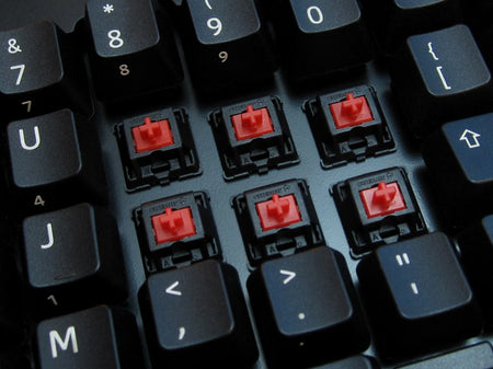 Cherry MX Switches - the RED Switch