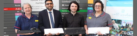 Saying thanks is key to Ardeep of Keyboard Specialists Ltd