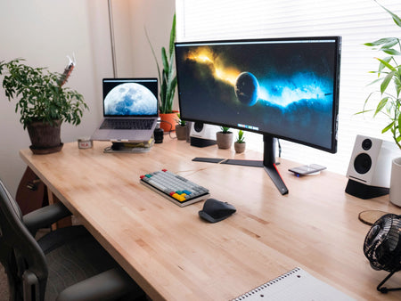 Our Top 5 Keyboards for Home Office Use