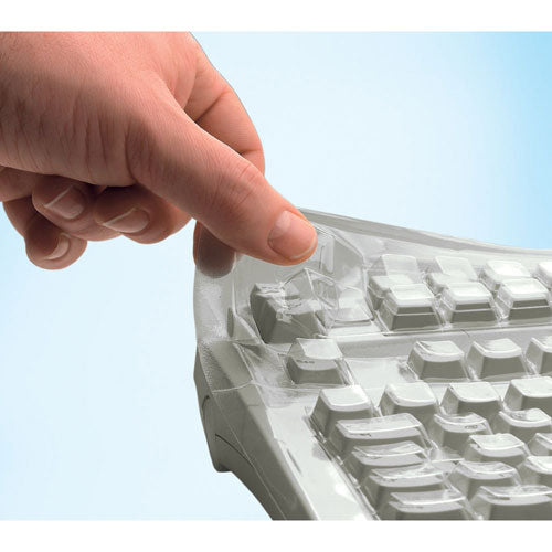 Cherry WetEx Waterproof Keyboard Cover for G84-4400 without Windows Keys