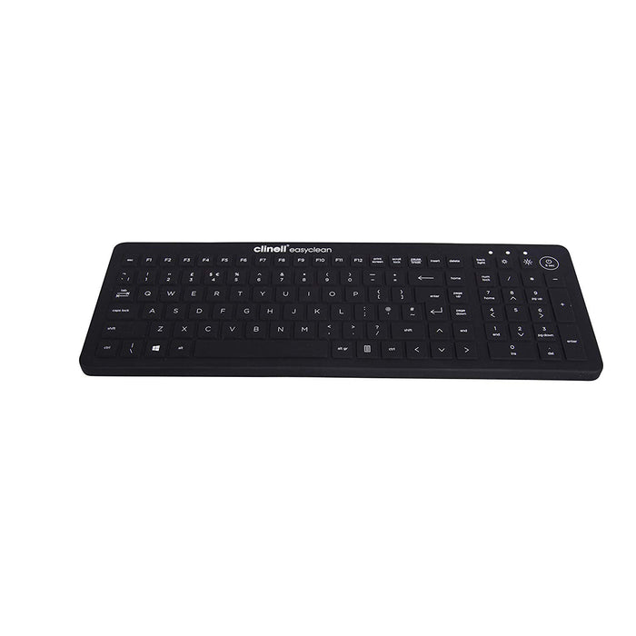 Clinell Medical IP68 Silicone Keyboard
