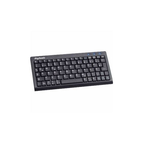 Keysonic ACK-595-U Wired Compact Keyboard