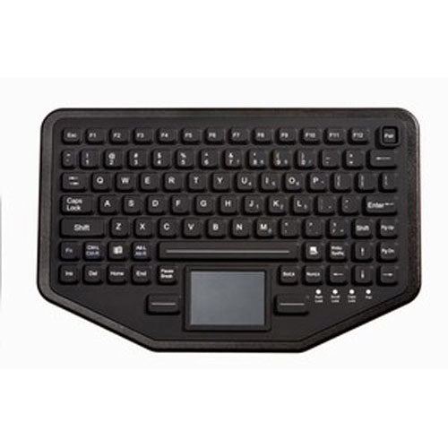 iKey BT-87-TP Desktop Bluetooth Keyboard