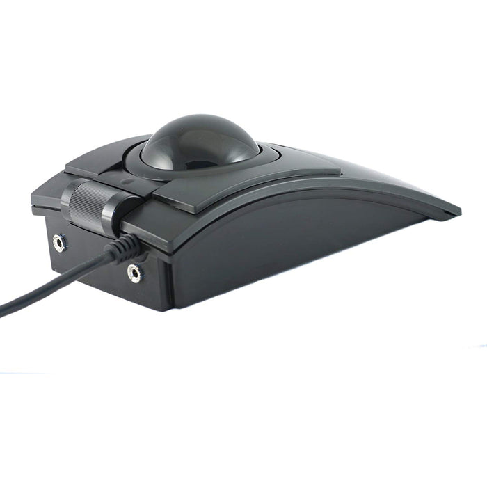 X-keys L-Trac Black Trackball
