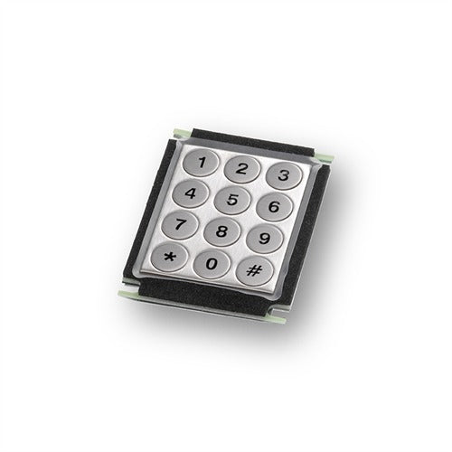 GrafosSteel-12-Round-Key Number Pad