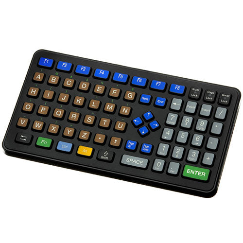 iKey DP-72 Desktop Keyboard