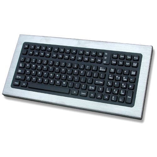 iKey Keyboard DT-1000-NI - Stainless Steel - Non-Incendive
