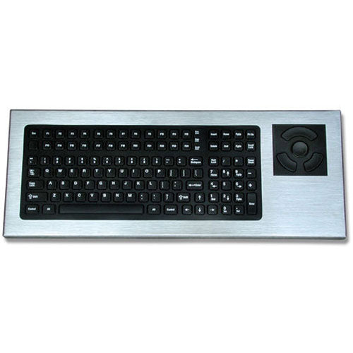 iKey Keyboard DT-2000-IS - Stainless Steel - Intrinsically Safe
