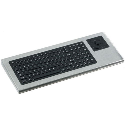 iKey DT-2000 Industrial Keyboard - Stainless Steel