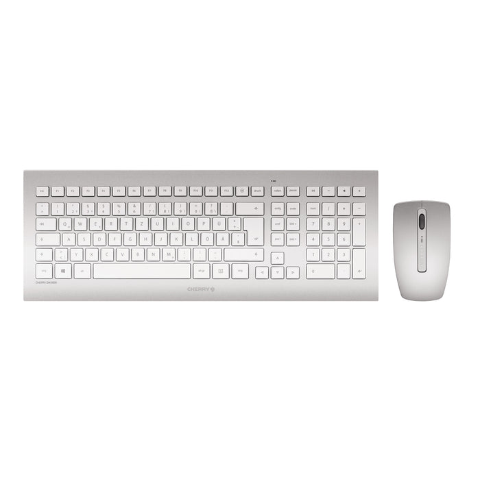 CHERRY DW 8000 Strait Wireless Keyboard and Mouse Set