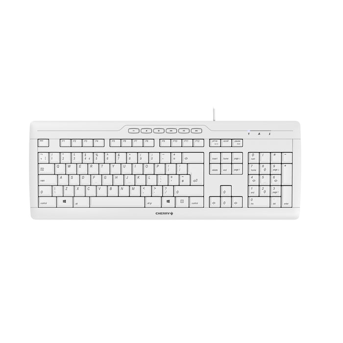CHERRY G85-23200 Keyboard with Whisper Quiet Keystrokes