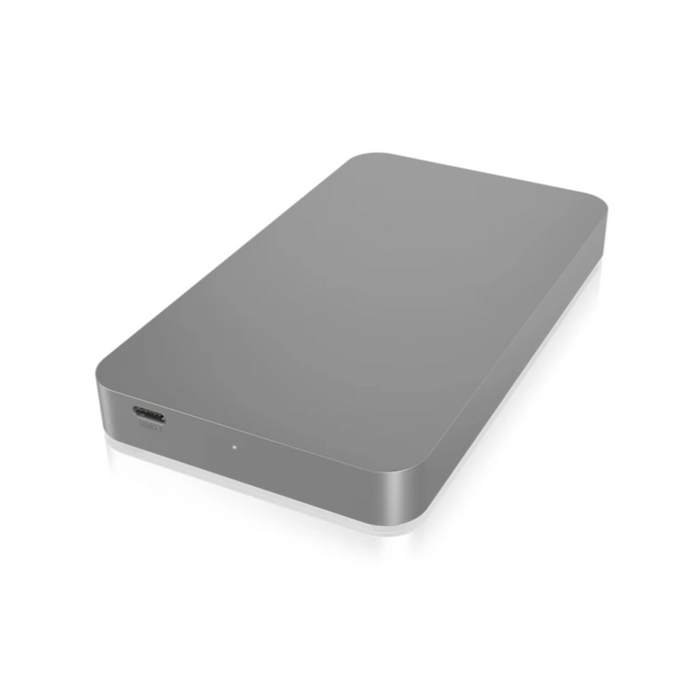 "ICY BOX USB 3.1 Type-C™ (Gen 2) enclosure for 2.5"" SATA drives"