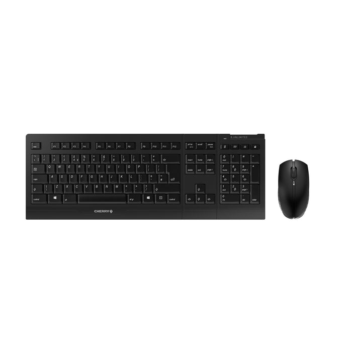 CHERRY B.UNLIMITED 3.0 Wireless Keyboard and Mouse