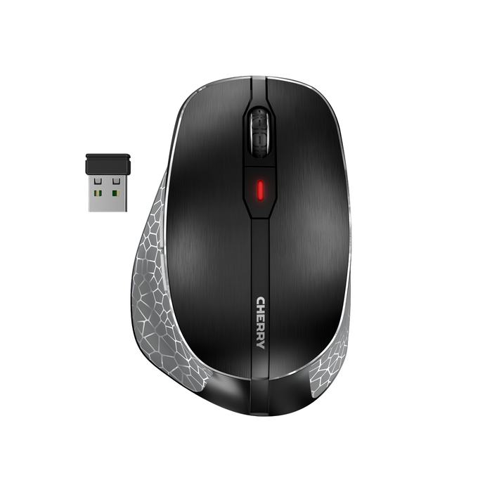 Cherry MW 8 ERGO Wireless Mouse