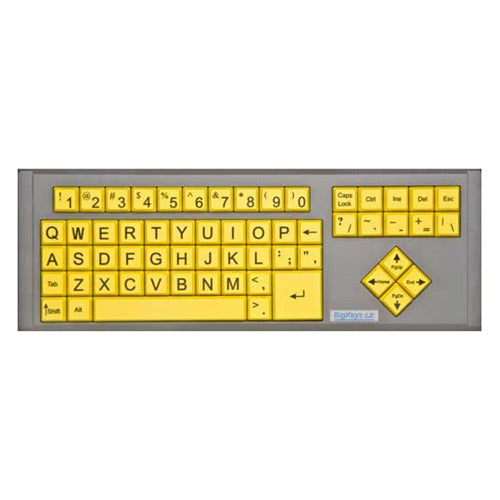 BigKeys LX Large Key Desktop Keyboard