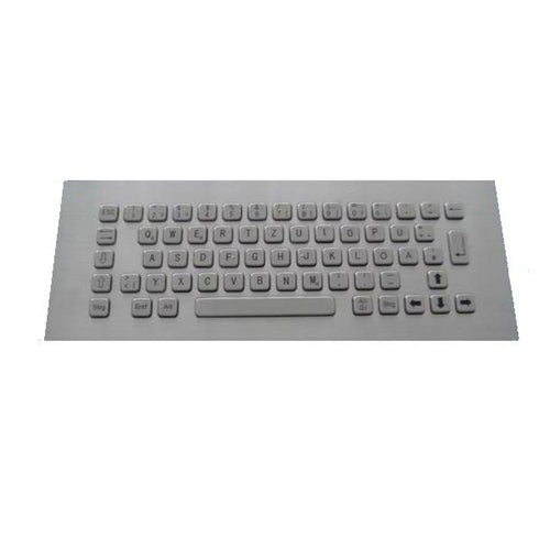 KBS-PC-C-3 Top Mounted Stainless Steel Keyboard