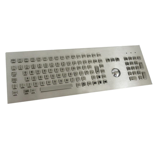 KBS-PC-F3S Top Mount Stainless Steel Keyboard