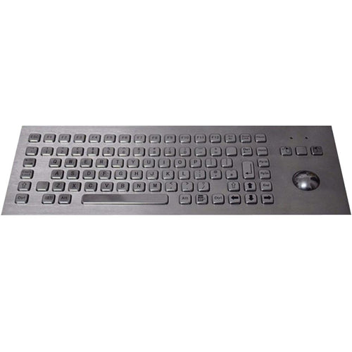KBS-PC-F400 Top Mounting Stainless Steel Keyboard
