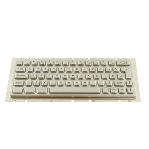 KBS-PC-HA Stainless Steel Keyboard With Cherry Switch