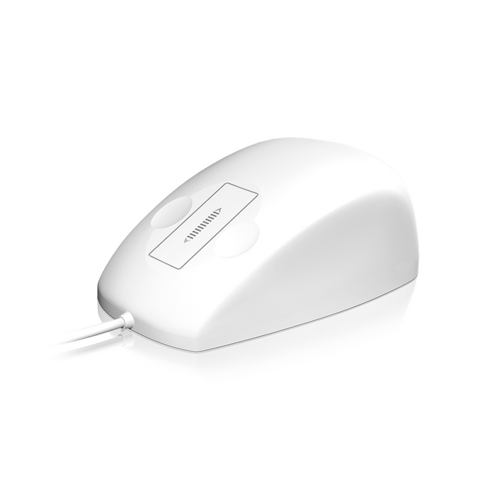 Keysonic KSM-5030M-W IP68 Rated Silicon Mouse
