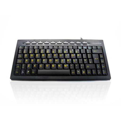 Accuratus Mini Hi-Vis Keyboard KYB-MINIHIVIS