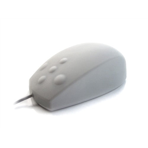 Accumed Medical Mouse - MOUNA-SIL-CWH