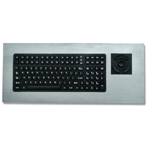 iKey Industrial Keyboard PM-2000-NI Panel Mount - Non-Incendive