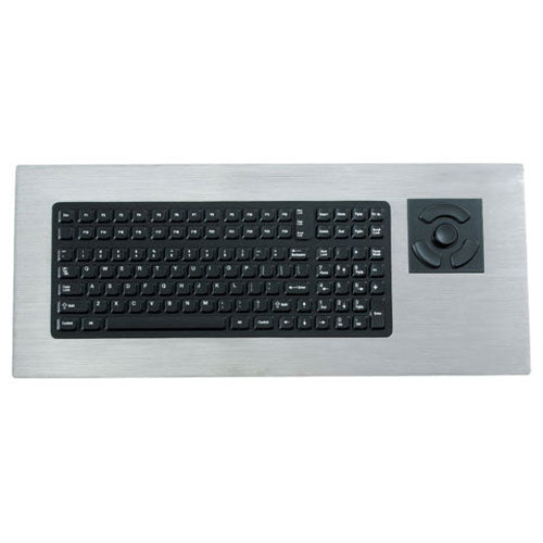 iKey Industrial Keyboard PM-2000 Panel Mount - Integral HulaPoint