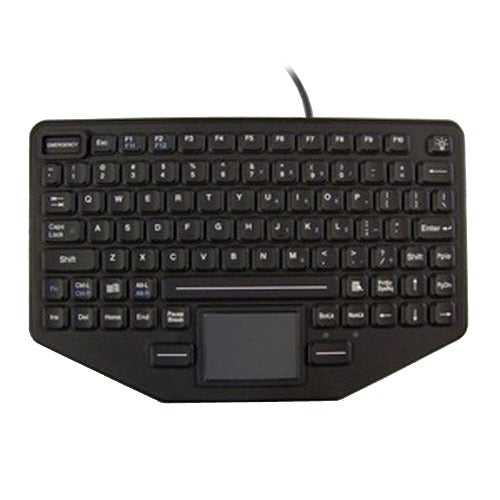 iKey SL-86-911-TP Industrial Keyboard with Touchpad