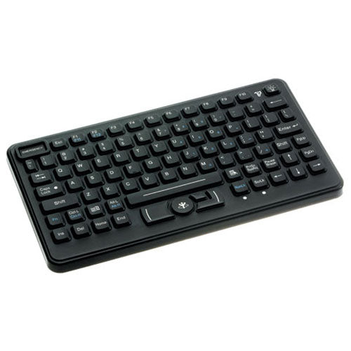 iKey SL-86-911 Backlit Industrial Keyboard with Force Sensing Resistor