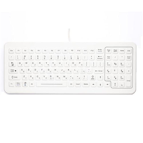 iKey SLK-101-FL Medical Keyboard with Backlighting