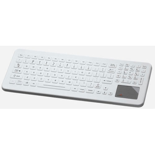 iKey SLK-102-TP-FL Medical Keyboard with Touchpad