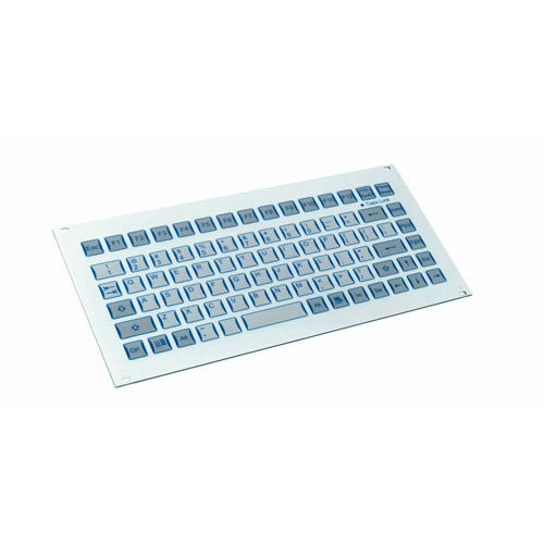 InduKey TKF-085b-FP Metal Dome Keyboard