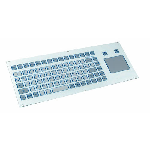 InduKey TKF-085b-TOUCH-FP Keyboard with Integrated Touchpad