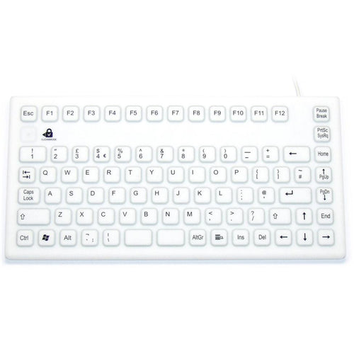 Indukey TKG-086-IP68-WHITE Keyboard