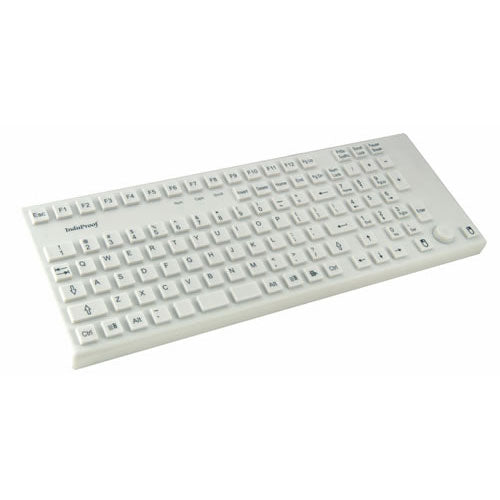 InduKey TKG-105-MB Keyboard with Mouse Buttons