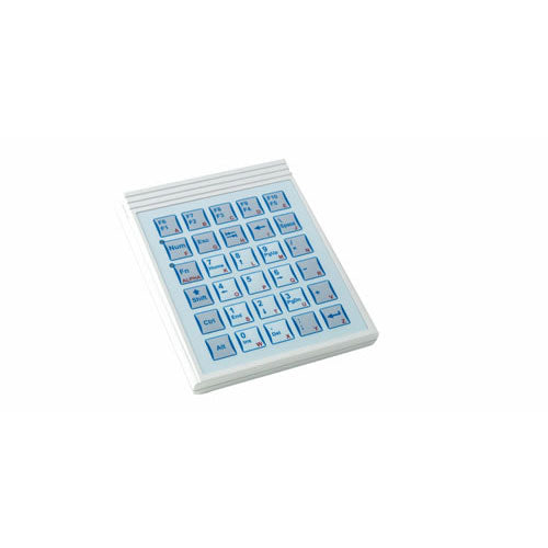 InduKey TKS-030-KGEH Short Travel Keyboard