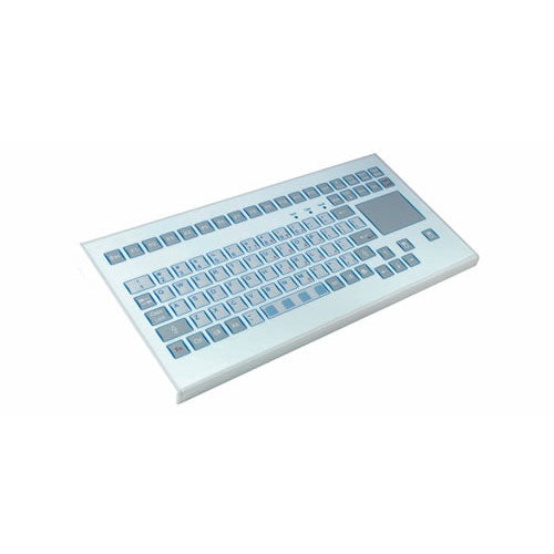 InduKey TKS-088a-TOUCH-KGEH Keyboard with Integrated Touchpad