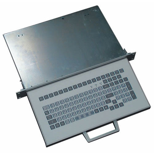 InduKey TKS-104a-SCHUBL Drawer/Rack Mount Keyboard